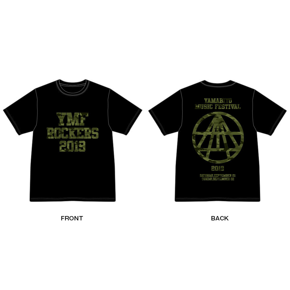 LOCAL ARMY Tee Shirt(黒)
