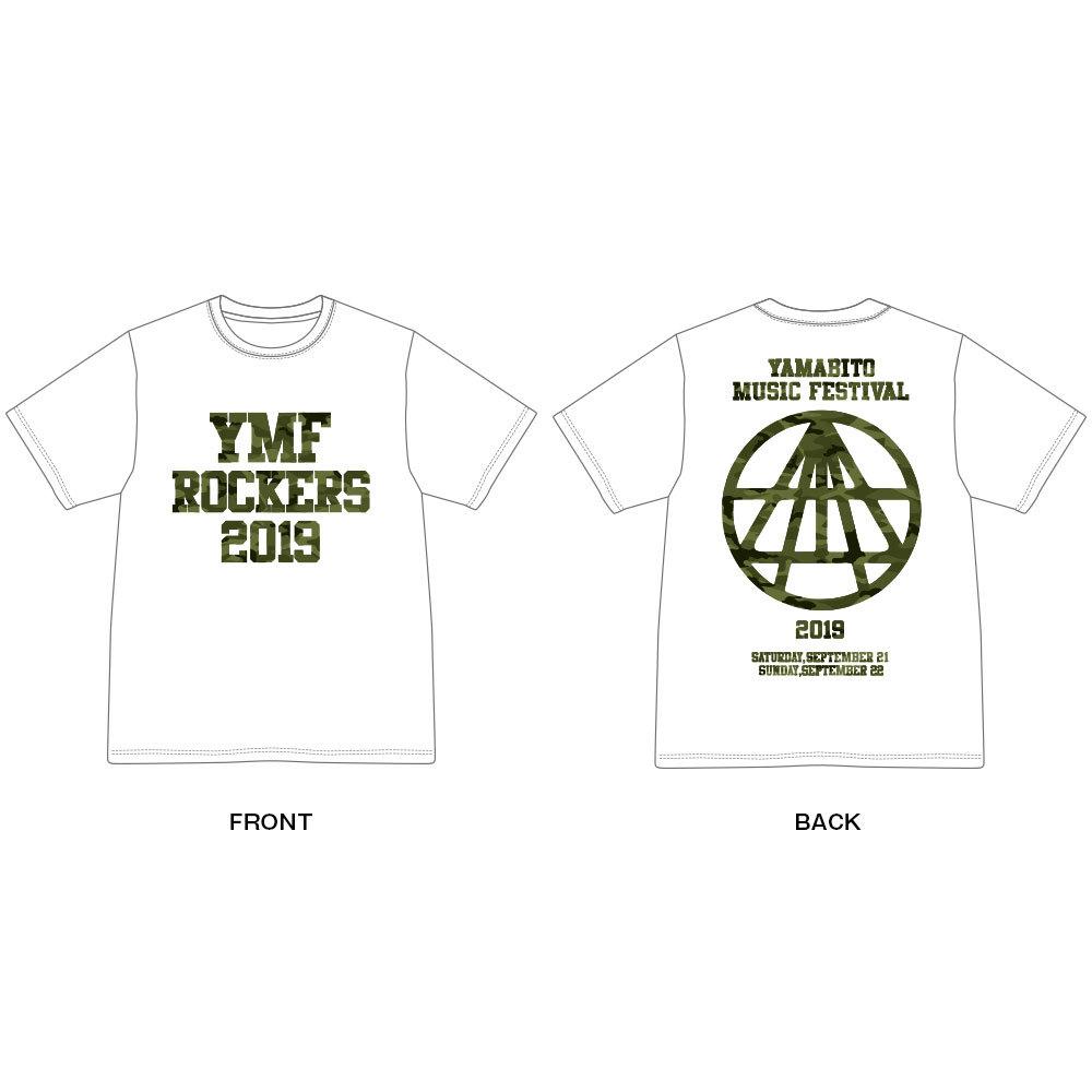 LOCAL ARMY Tee Shirt(白)